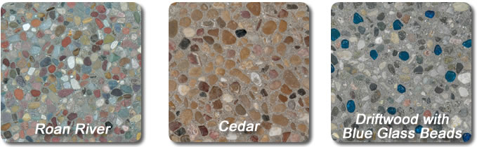 Exposed Aggregate   Decorative Concrete