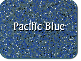 Pacific Blue Crystite