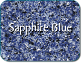 Sapphire Blue Crystite Color